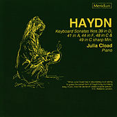 Haydn: Keyboard Sonatas by Julia Cload