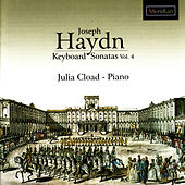 Haydn: Keyboard Sonatas Vol. 4 by Julia Cload