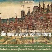 Wagner: Die Meistersinger von Nürnberg by Elisabeth Schwarzkopf