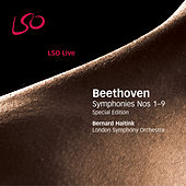 Beethoven: Symphonies Nos. 1-9 by Bernard Haitink