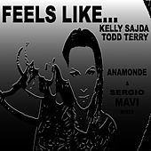 Feels Like - Anamonde & Sergio Mavi Mixes by Todd Terry