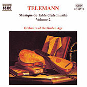 Tafelmusik, Vol. 2 by Georg Philipp Telemann