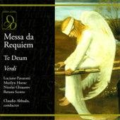 Verdi: Messa da Requiem - Te Deum (from Quattro pezzi sacri) by Luciano Pavarotti