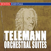 Telemann: Suites for Orchestra - Suite for Strings & Basso Continuo by Hanspeter Gmur