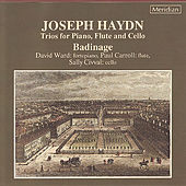 Haydn: Trio for Piano, Flute & Cello by David Ward