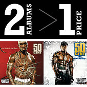 Get Rich Or Die Tryin' / The Massacre by 50 Cent
