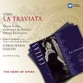 Verdi: La traviata by Various Artists