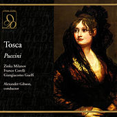Puccini: Tosca by Zinka Milanov