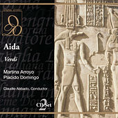 Verdi: Aida by Martina Arroyo