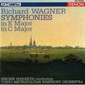 Wagner: Symphonies In E Major & C Major by Tokyo Metropolitan Symphony Orchestra