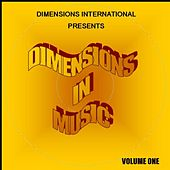 Dimension In Music Volume 1 by Various Artists