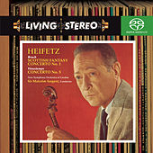 Bruch: Violin Concerto No. 1; Scottish Fantasy & Vieuxtemps: Violin Concerto No. 5 by Jascha Heifetz