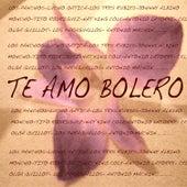 Te Amo Bolero by Various Artists