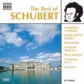 The Best of Schubert by Franz Schubert