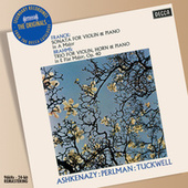 Franck: Violin Sonata / Brahms: Horn Trio by Various Artists