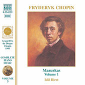 Piano Music Vol. 3 by Frederic Chopin