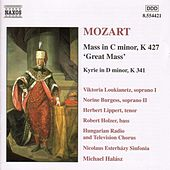 Mass in C minor 'Great Mass' by Wolfgang Amadeus Mozart