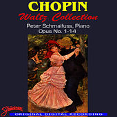 Chopin Waltz Collection, Opus No. 1-14 by Frederic Chopin