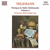 Tafelmusik Vol. 4 by Georg Philipp Telemann
