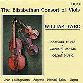 The Elizabethan Consort of Viols by Jean Collingsworth
