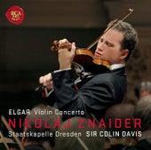 Elgar: Violin Concerto by Nikolaj Znaider