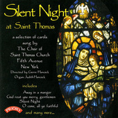 Silent Night at Saint Thomas by The Choir of St Thomas Church