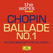 Chopin: Ballade No.1 in G minor, Op.23 by Arturo Benedetti Michelangeli