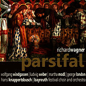 Wagner: Parsifal by Bayreuth Festival Choir and Orchestra