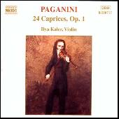 24 Caprices, Op. 1 by Nicolo Paganini