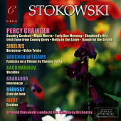 Grainger, Sibelius, Vaughan Williams, Rachmaninov, Granados, Debussy and Ibert by Leopold Stokowski