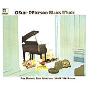 Blues Etudes by Oscar Peterson