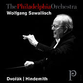 Dvořák: Slavonic Dances - Hindemith: Concert Music for Strings and Brass by Philadelphia Orchestra