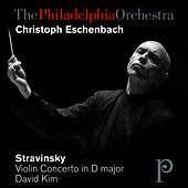 Stravinsky: Violin Concerto in D Major by Philadelphia Orchestra