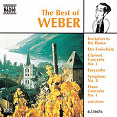 The Best of Weber by Carl Maria von Weber