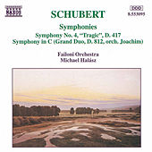 Symphony No. 4 / Symphony in C by Franz Schubert