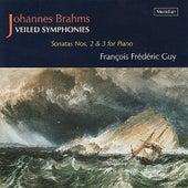 Brahms: Sonata No. 2 in F Sharp Minor & Sonata No. 3 in F Minor by François Frédéric Guy
