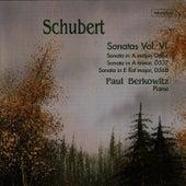 Schubert: Sonatas, Vol. VI by Paul Berkowitz