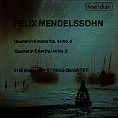 Mendelssohn: String Quartets, Op. 44 by The English String Quartet
