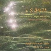 Bach: Sonatas for Violin and Obbligato Keyboard by Ruth Waterman