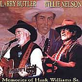 Memories Of Hank Williams Sr. by Larry Butler