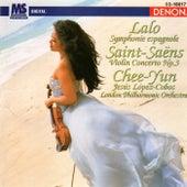 Lalo: Symphonie espagnole & Saint-Saens: Violin Concerto No. 3 by London Philharmonic Orchestra