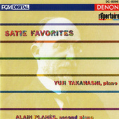 Satie: Favorites by Yuji Takahashi