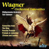 Wagner: Orchestral Favorites from the Operas by Philharmonia Orchestra