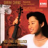 Sarah Chang - Paganini & Saint-Saens Violin Concertos by Various Artists