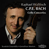 NI5848 C.P.E. Bach: Cello Concertos by Ralph Wallfisch