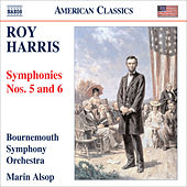 Harris, R.: Symphonies Nos. 5 and 6 by Marin Alsop