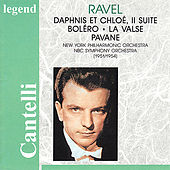 Ravel: Daphnis et Chloé, Boléro, La Valse & Pavane by Various Artists