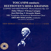 Beethoven: Missa Solemnis, Op. 123 by NBC Symphony