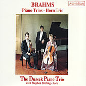 Brahms: Piano Trios, Horn Trio by The Dussek Piano Trio