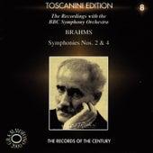 Brahms: Symphony No. 2 & Symphony No. 4 by BBC Symphony Orchestra